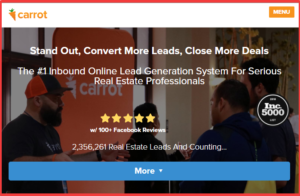 Generate Real Estate Leads Online - Investor Carrot