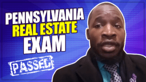 Pennsylvania Real Estate Exam - Passed