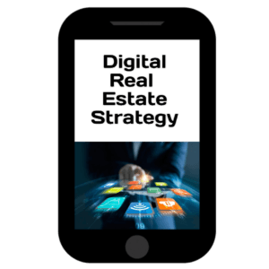 Digital Real Estate Strategy Logo
