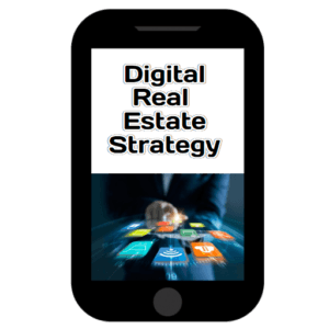 Digital Real Estate Strategy Logo 512px
