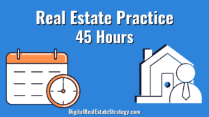 45 Hours Of Practice - Real Estate License Requirements - Hours Required - Real Estate School - Jerome Lewis - Philadelphia - eXp Realty