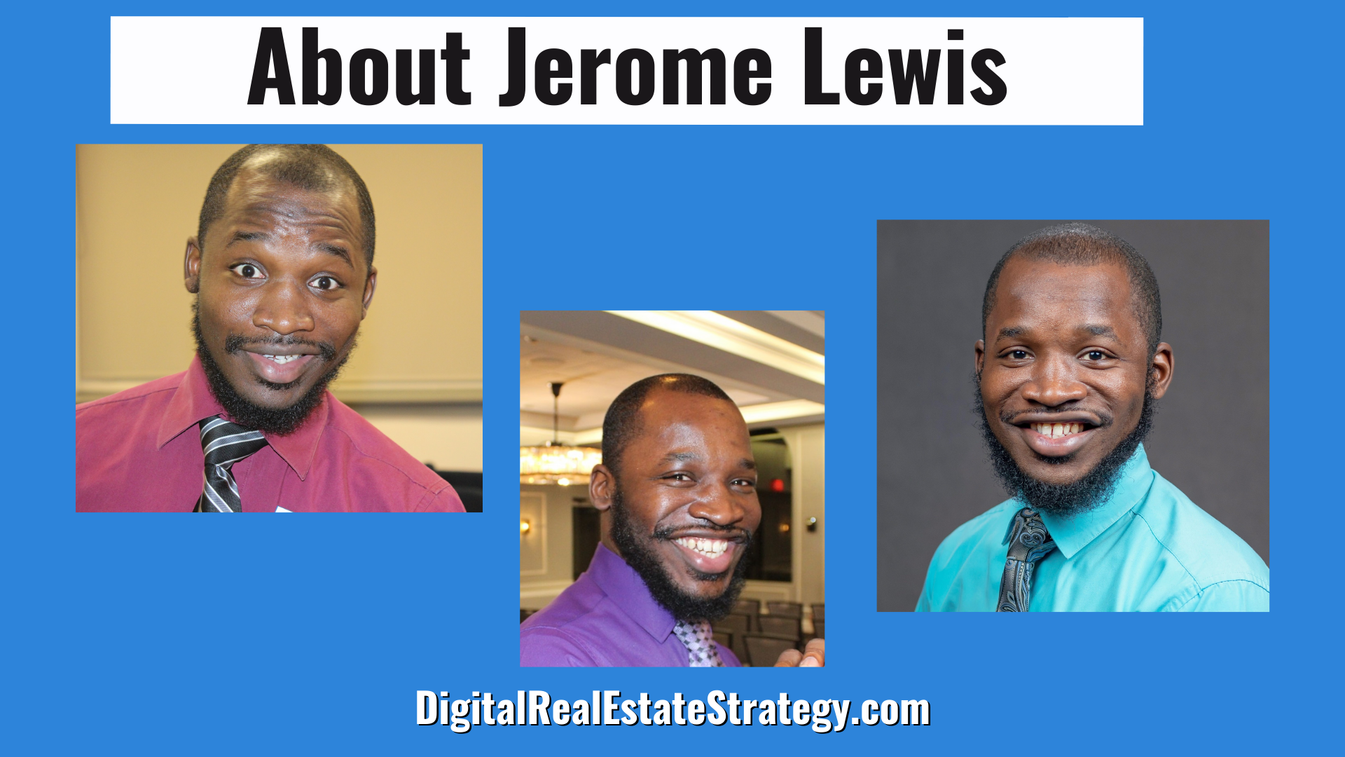 About Jerome Lewis