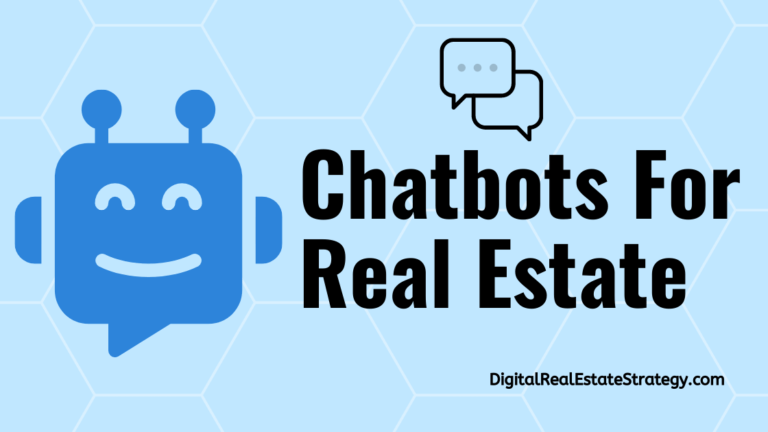 Chatbots For Real Estate - Featured Image