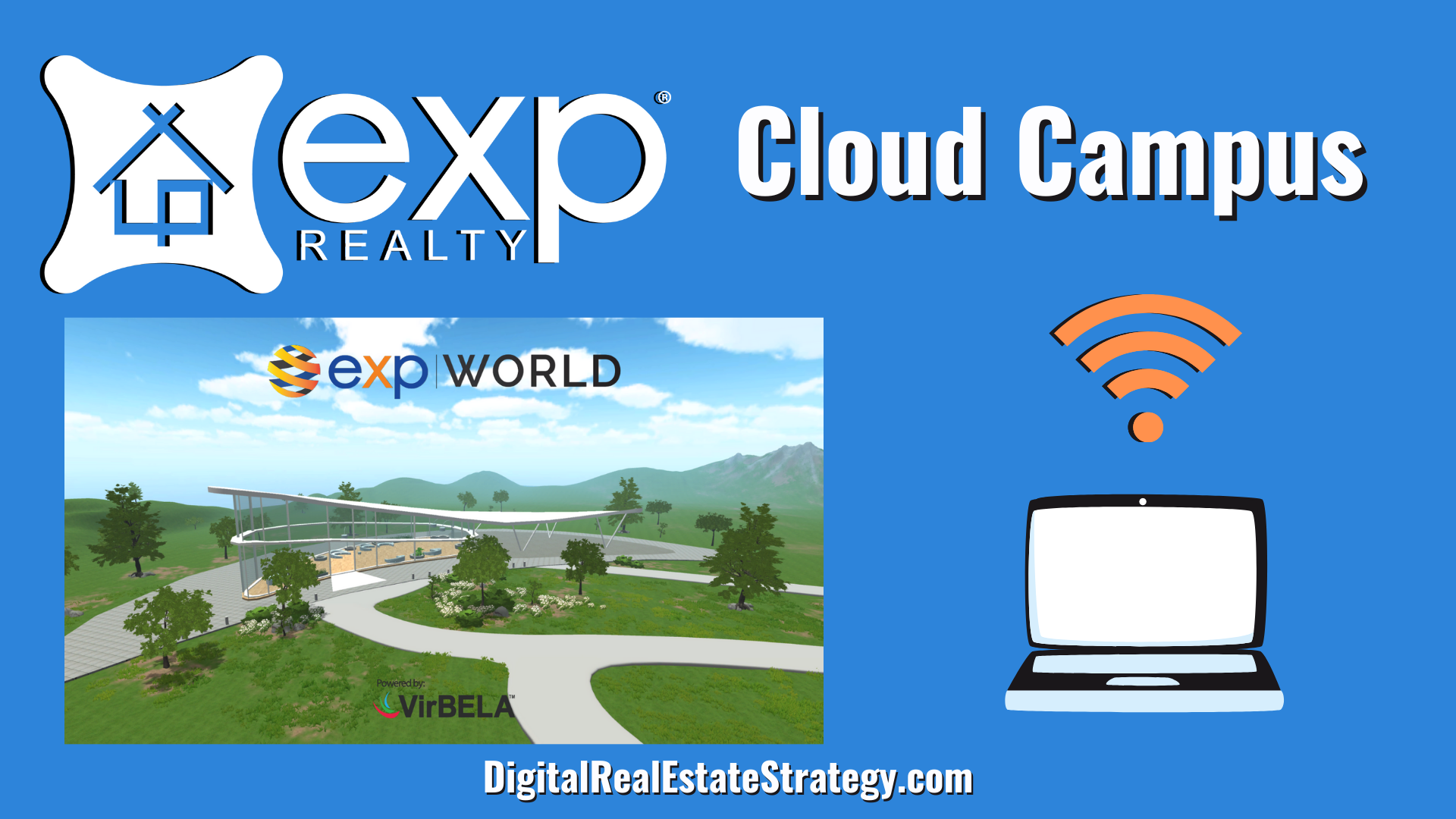 eXp Realty Cloud Campus - eXp Realty Review - The Culture - Jerome Lewis - eXp Realty Philadelphia - PA - Digital Real Estate Strategy
