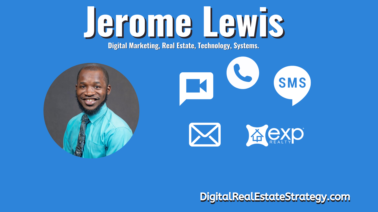 Contact Jerome Lewis - eXp Realty - Philadelphia - Digital Real Estate Strategy