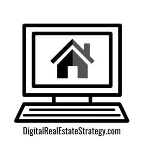 DigitalRealEstateStrategy.com Logo
