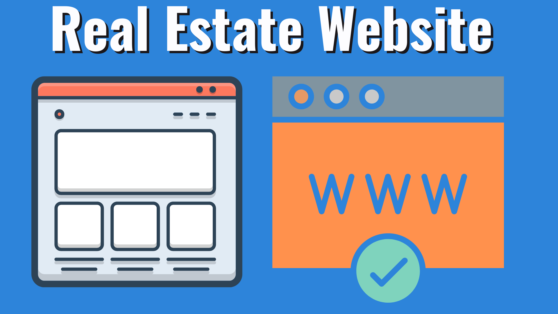 Get Motivated Seller Real Estate Leads Through Facebook - Your Website