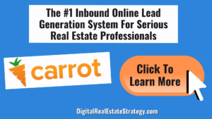 High Converting Real Estate Website - Investor Carrot - Motivated Seller Real Estate Leads Through Facebook