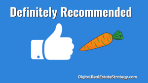 Investor Carrot Review - Recommended By Digital Real Estate Strategy - Jerome Lewis