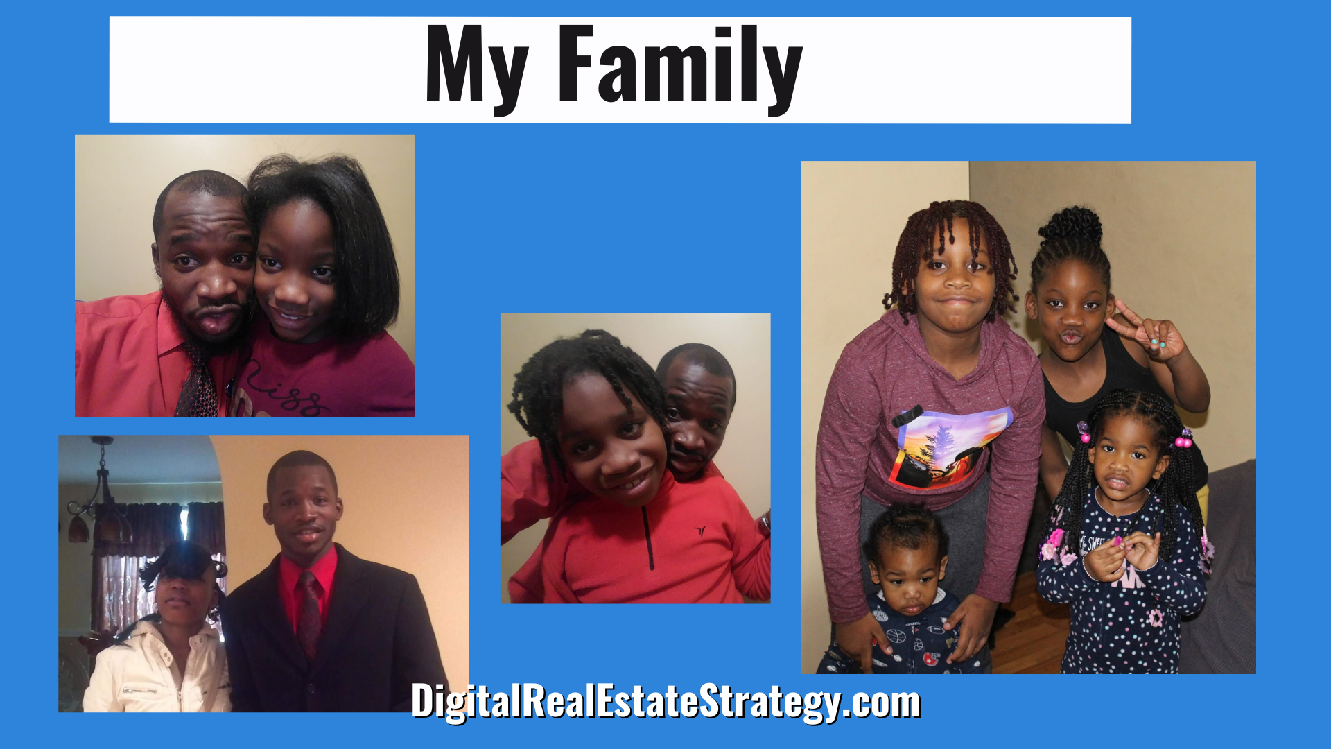 Jerome Lewis Family (1)