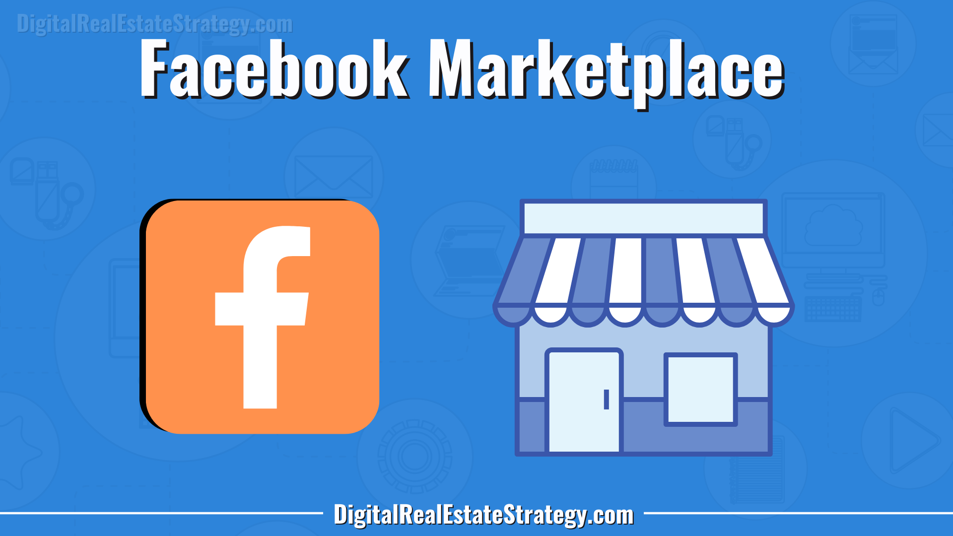 Jerome Lewis Generate Leads For Your Business Online Sell Online Stuff Memberships Subscriptions Affiliate Marketing Digital Real Estate Strategy Using Facebook Marketplace