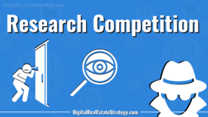 Research Your Competition Jerome Lewis How To Create Online Course Philadelphia PA Real Estate Agent Real Estate Investor eXp Realty Pricing Course