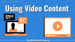 Using Video Content Jerome Lewis How To Create Online Course Philadelphia PA Real Estate Agent Real Estate Investor eXp Realty Using Video Content