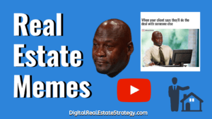 Make Real Estate Memes - Featured Image - YouTube - Jerome Lewis - eXp Realty
