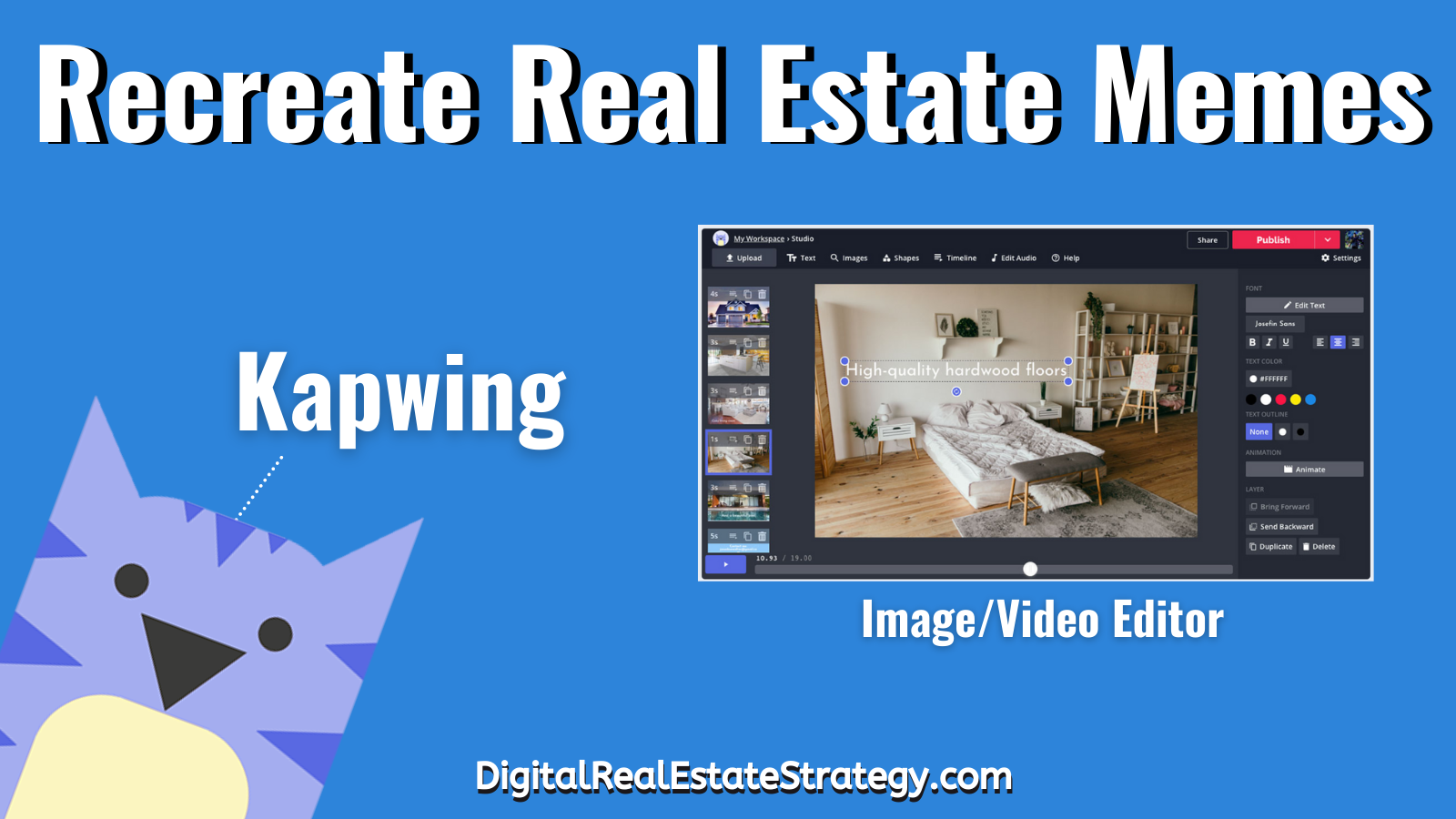 Making Real Estate Memes - Jerome Lewis - eXp Realty - Philadelphia - Recreate Real Estate Memes