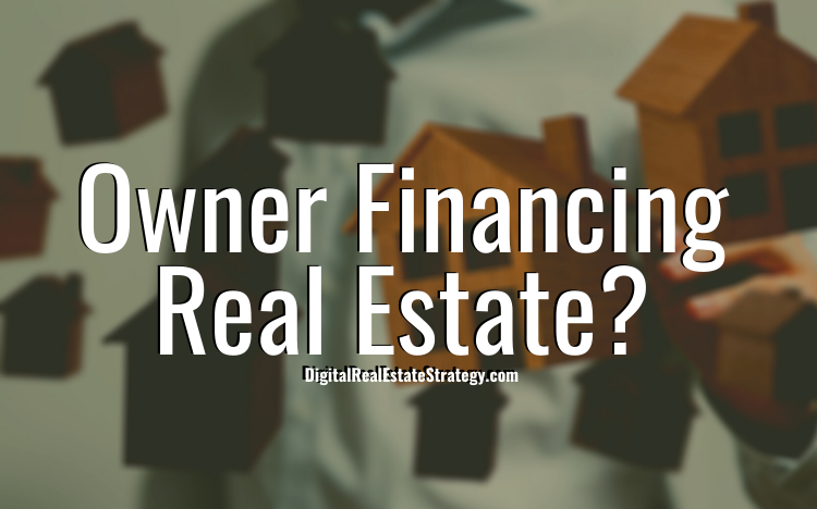 Owner Financing Real Estate