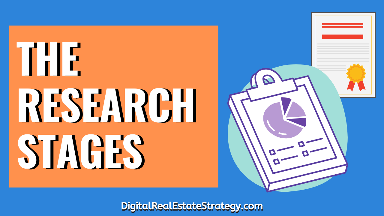 The Research Stages