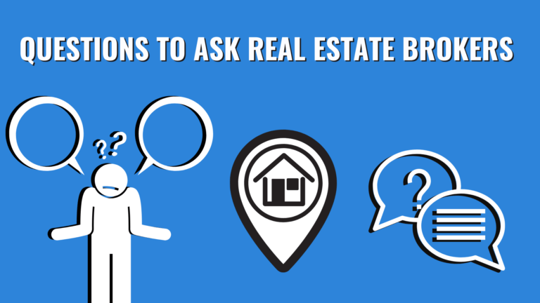 Questions To Ask Real Estate Broker When Interviewing