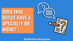 Questions To Ask Real Estate Brokers - Jerome Lewis - Digital Real Estate Strategy 01