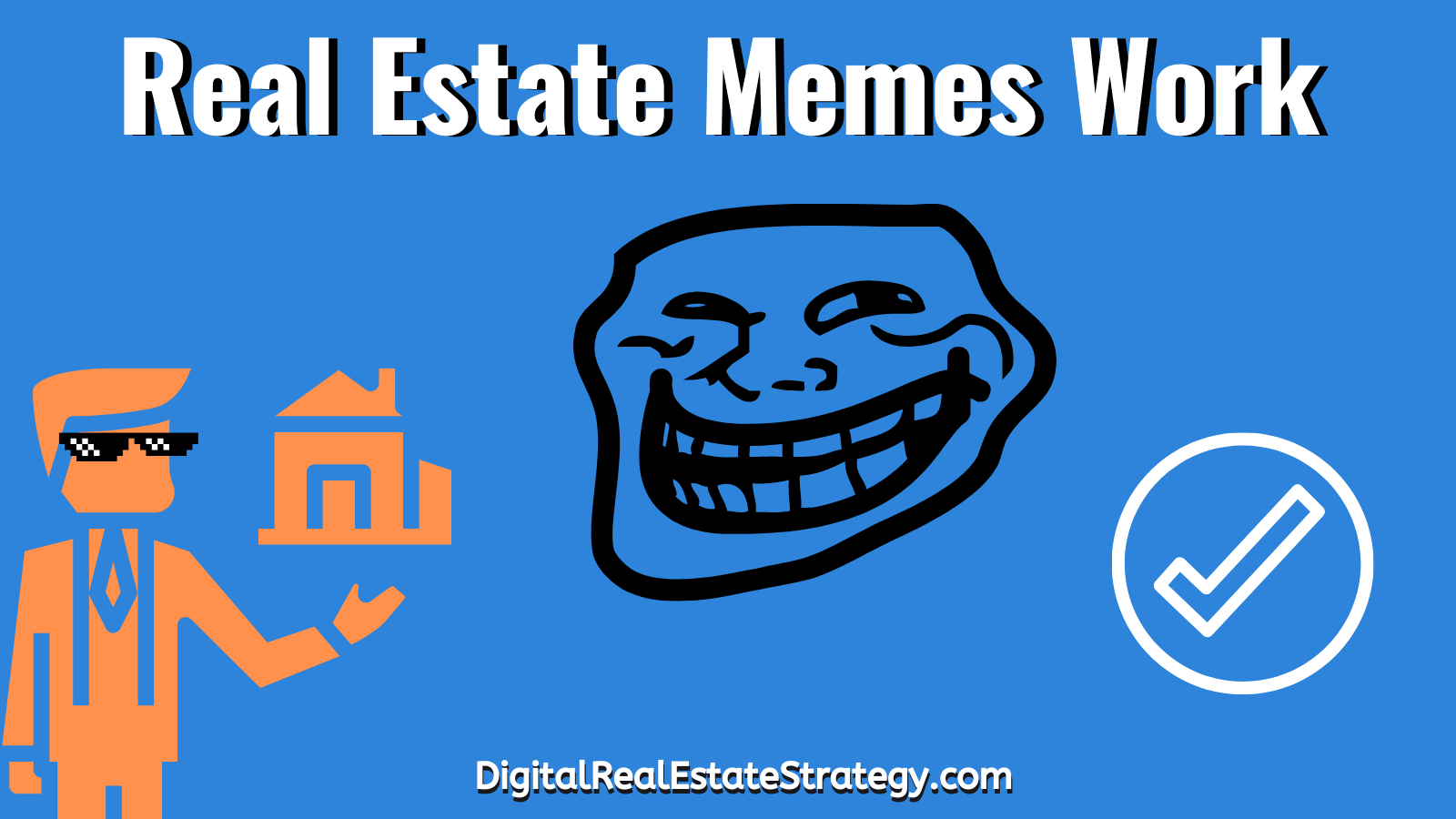 Real Estate Memes Work - Making Real Estate Memes - Jerome Lewis - eXp Realty - Philadelphia - Real Estate Memes Work