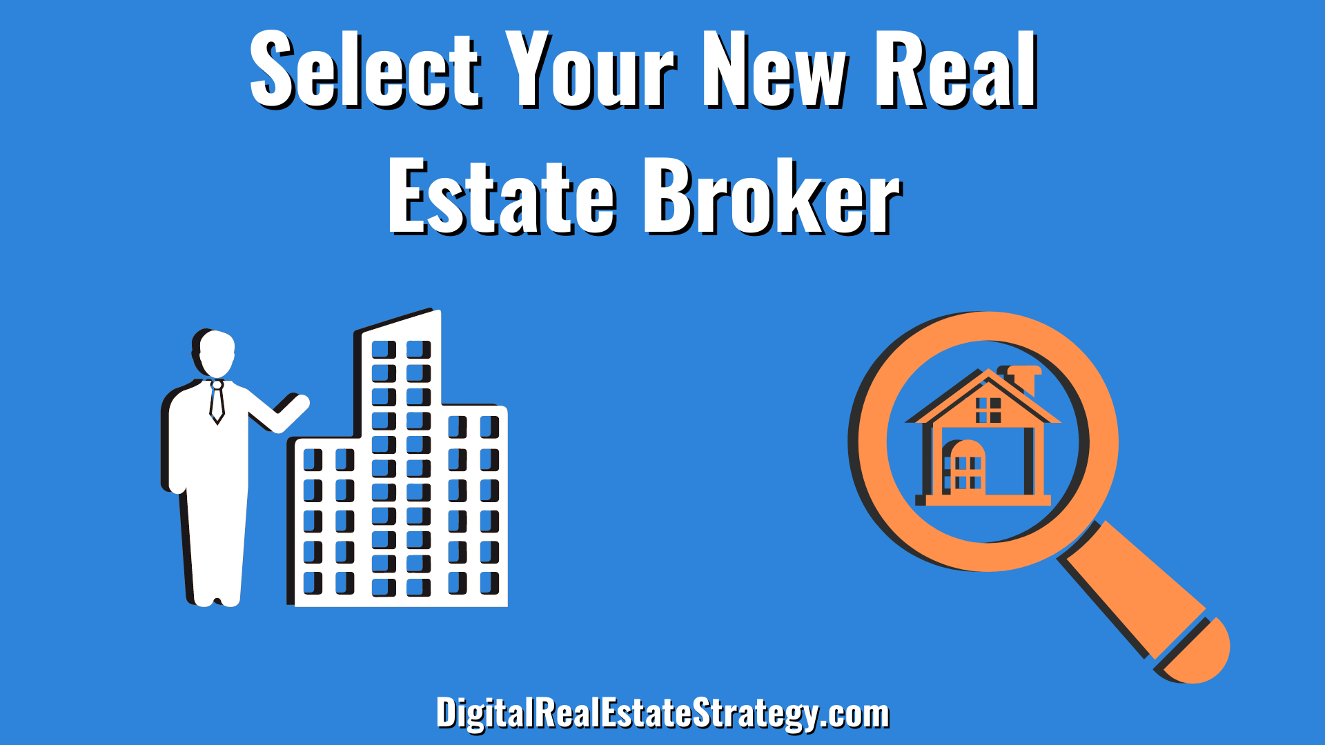 Select Your New Real Estate Broker - Real Estate License Requirements - Real Estate School - Jerome Lewis - Philadelphia - eXp Realty