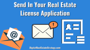 Send In Your Real Estate License Application - Real Estate License Requirements - Real Estate School - Jerome Lewis - Philadelphia - eXp Realty