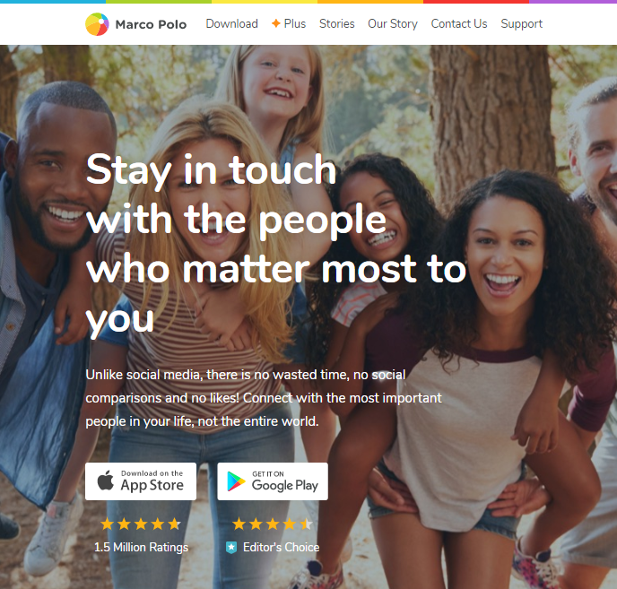 Social Media Tools For Real Estate - Marco Polo App
