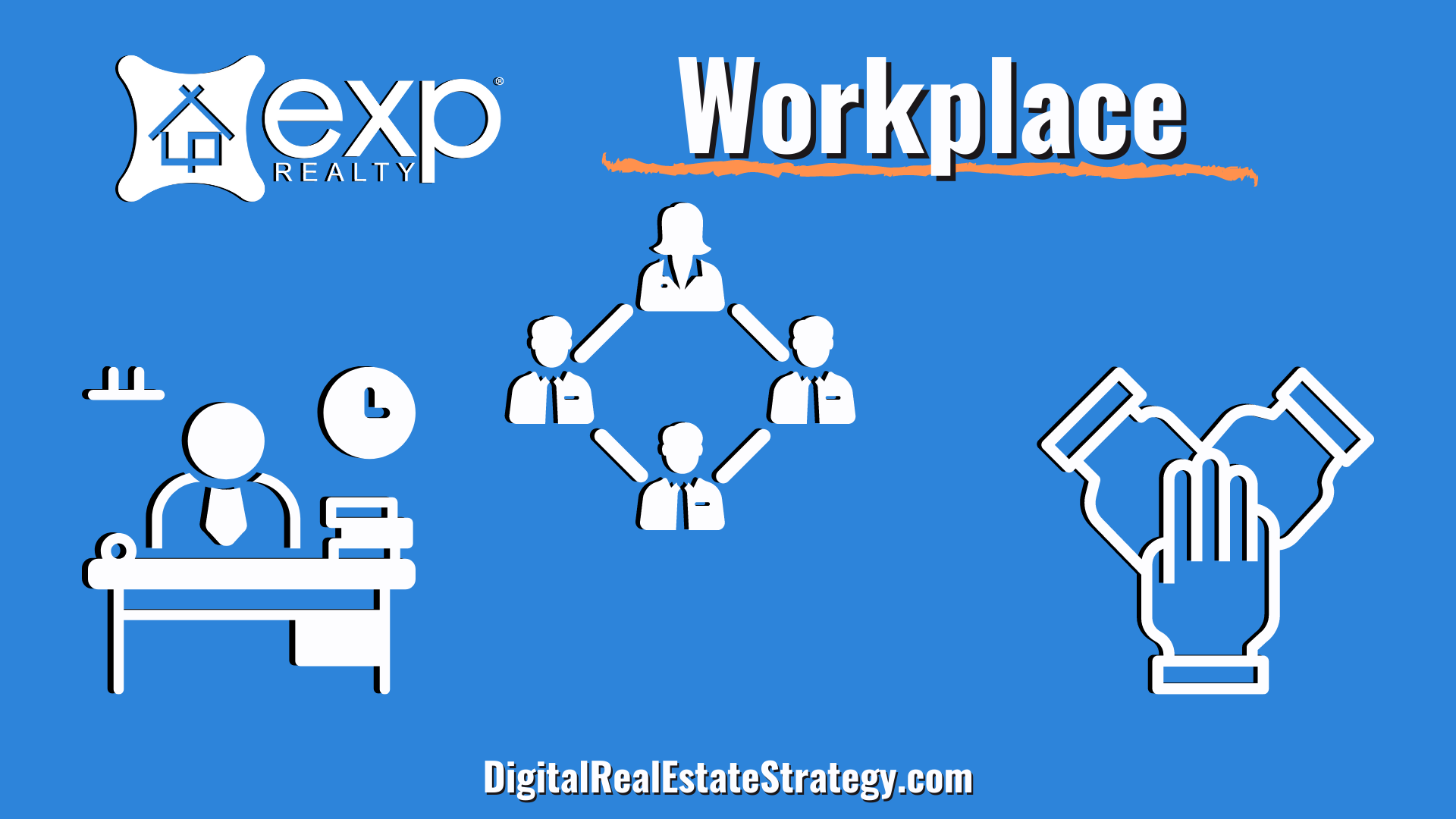 eXp Realty Review - Workplace By Facebook - Jerome Lewis - eXp Realty Philadelphia - Digital Real Estate Strategy