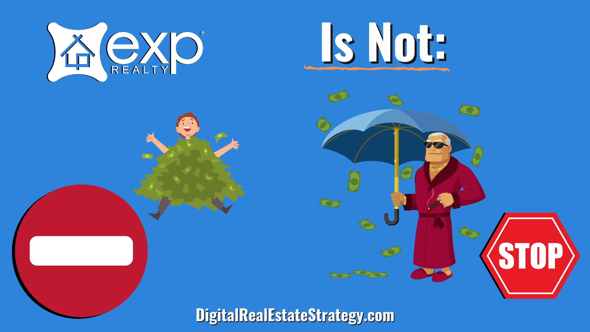 eXp Realty Review - eXp Realty Is Not - Jerome Lewis - eXp Realty Stock Awards - Digital Real Estate Strategy