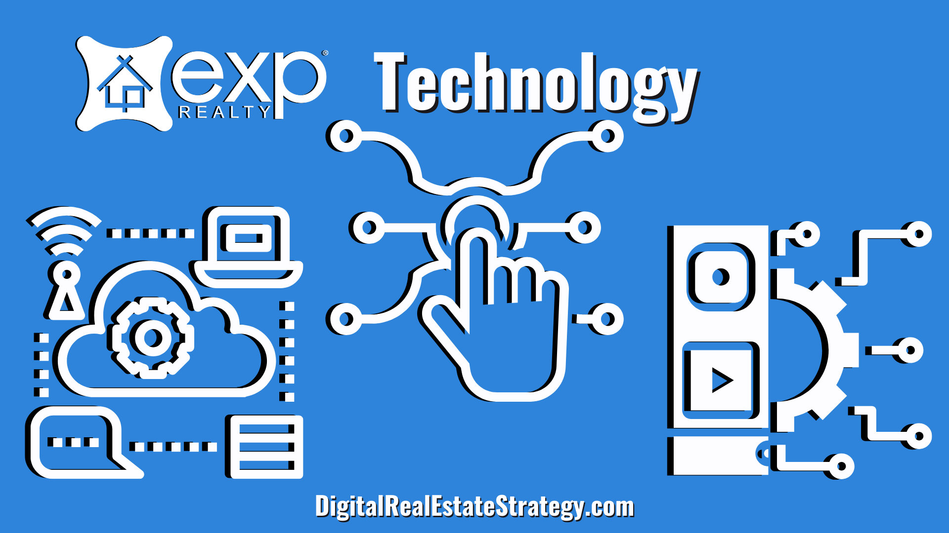 eXp Technology - KVCore CRM - eXp Realty Review - The Culture - Jerome Lewis - eXp Realty Philadelphia - PA - Digital Real Estate Strategy
